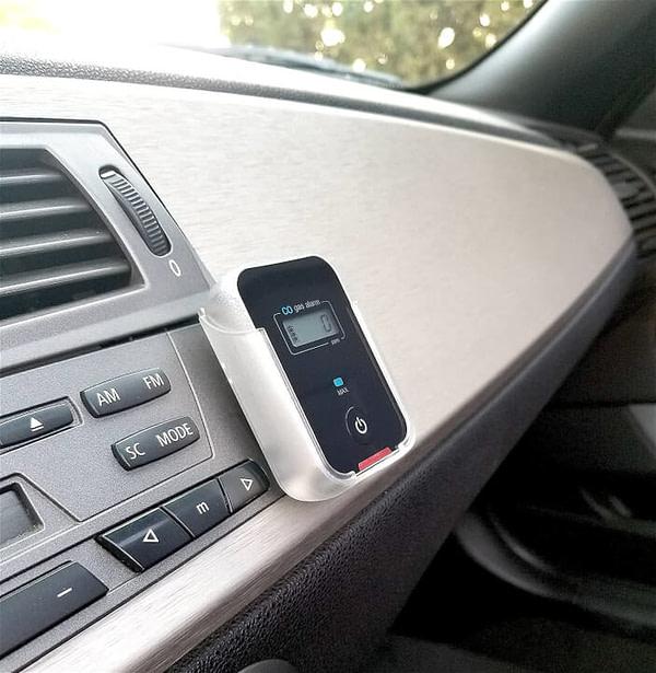 Carbon Monoxide Detector for Car, Vehicle, & Aircraft