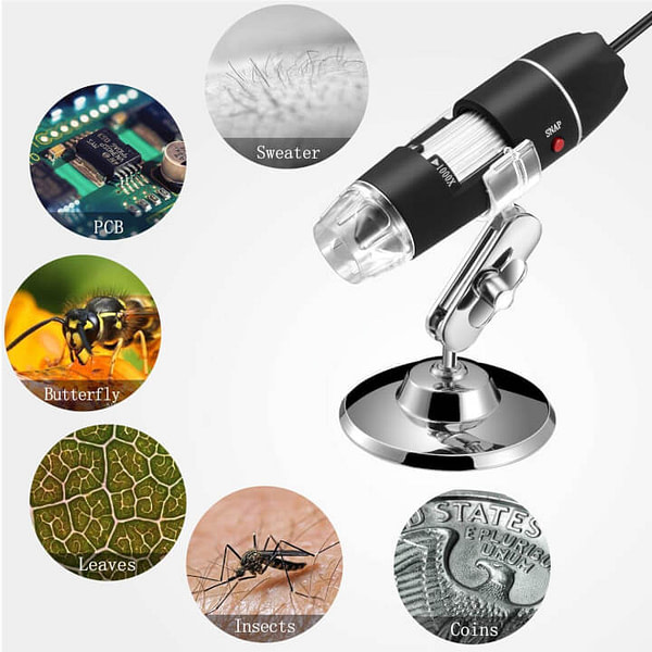 Jiusion portable USB microscope