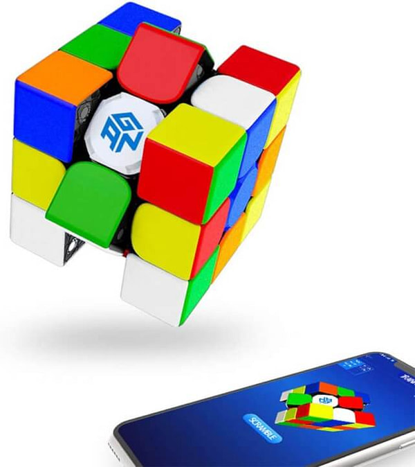 Smart Rubik Cube That Helps You Finish Faster