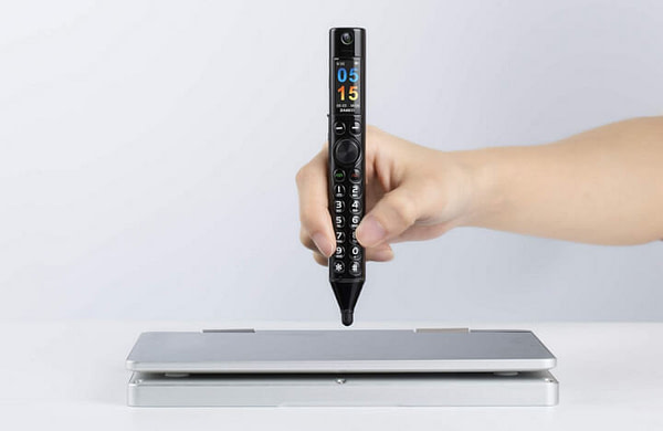 World Smallest Feature Phone/Pen