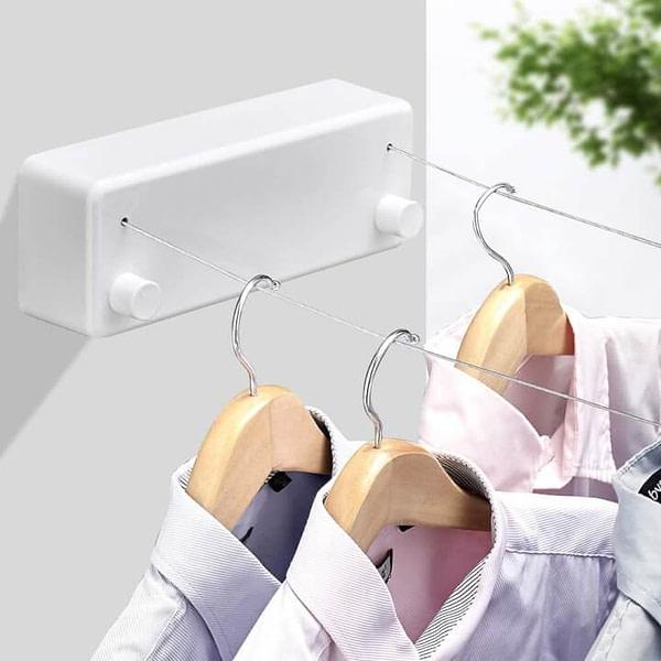 Retractable Indoor Clothesline