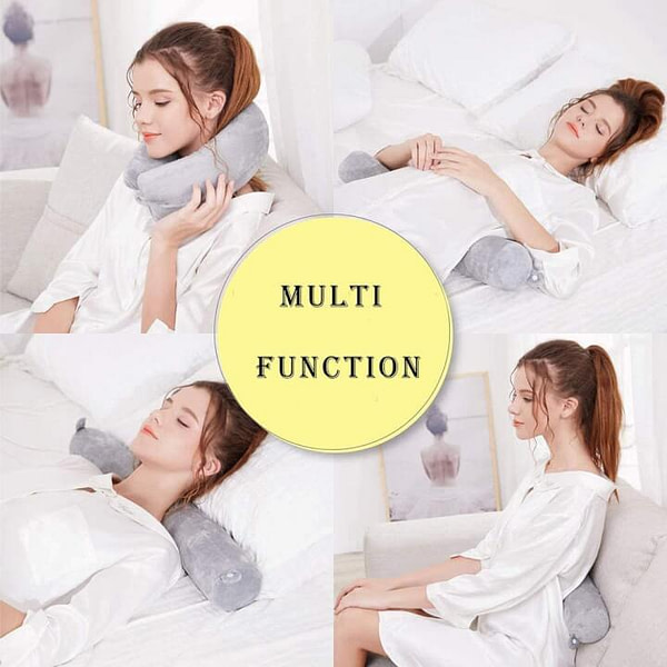 Multi-Function Deformable Travel Pillow