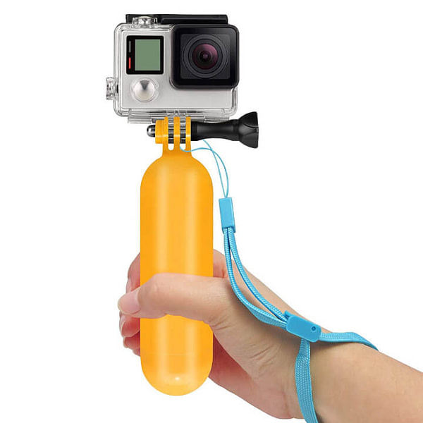 Action Cam Floating Hand Grip for Water-Sport