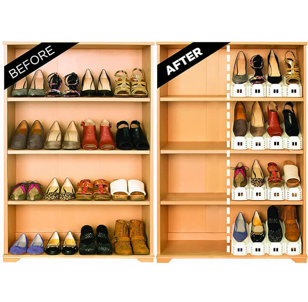 Shoe Space Saver
