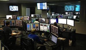 Triple monitor work
