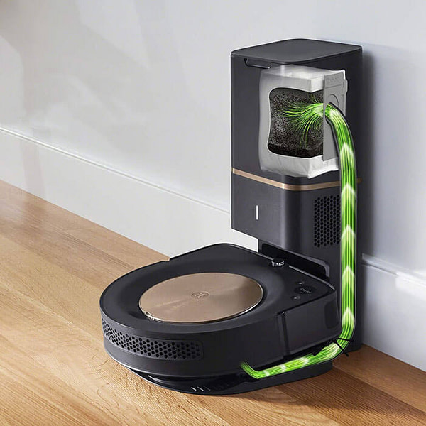 Roomba S9 with Automatic Dirt Disposal