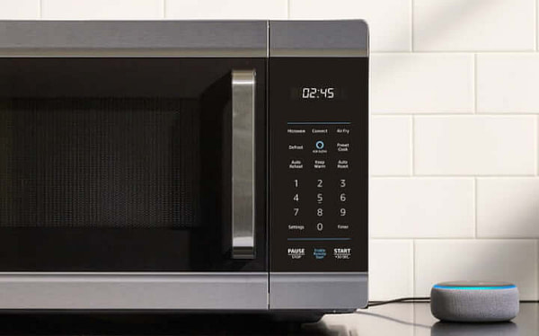 Amazon Smart Oven: an Oven That You Can Talk To