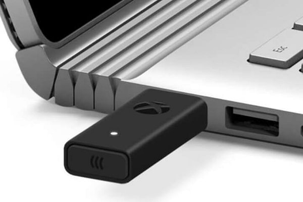 Xbox Wireless Adapter for PC without Bluetooth