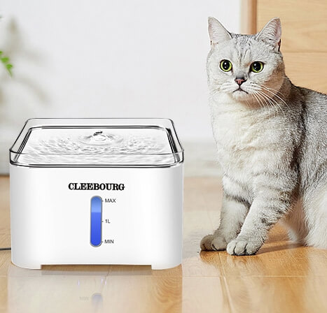 Automatic Water Fountain Dispenser for Cat/Dog