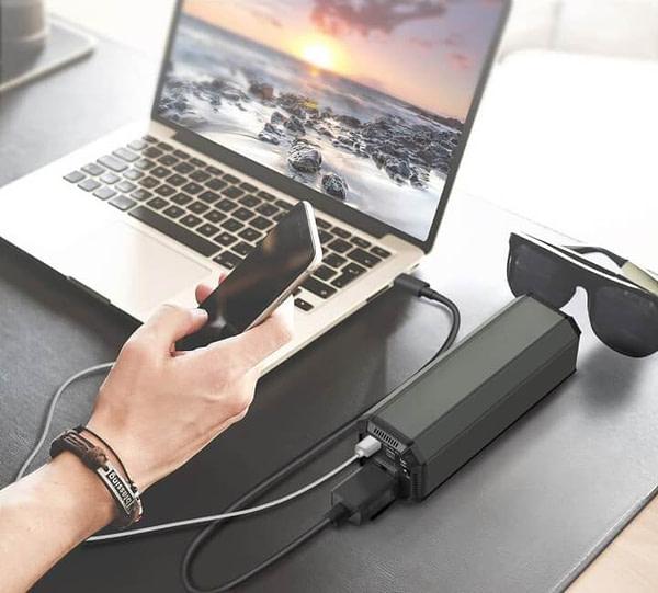 Portable 31200mAh Power Bank for Laptop
