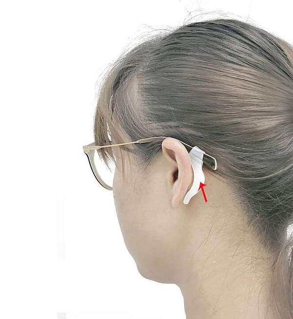 Ear Hook for Glasses