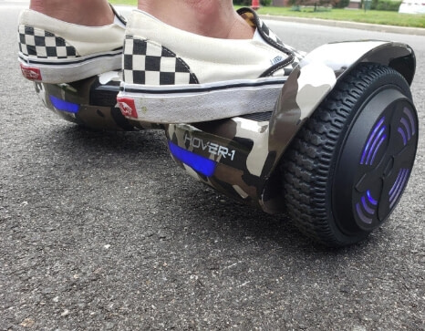 Electric Hoverboard Scooter