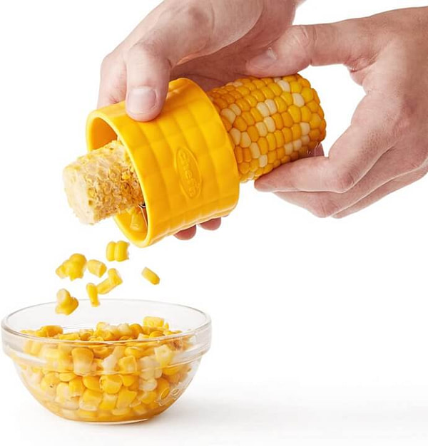 Hassle Free Corn Stripper