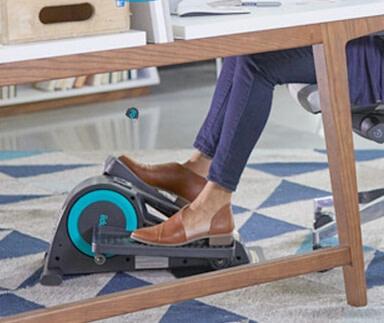 Elliptical Machine for Sitting