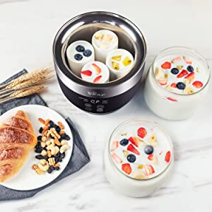 Automatic Digital Yogurt Maker