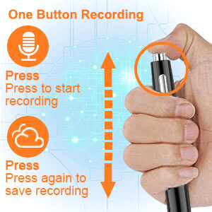 Pen Voice Recorder