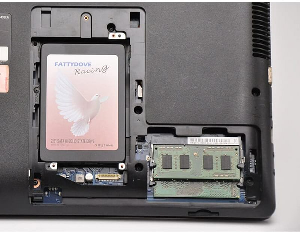 FATTYDOVE 120GB World Cheapest SSD