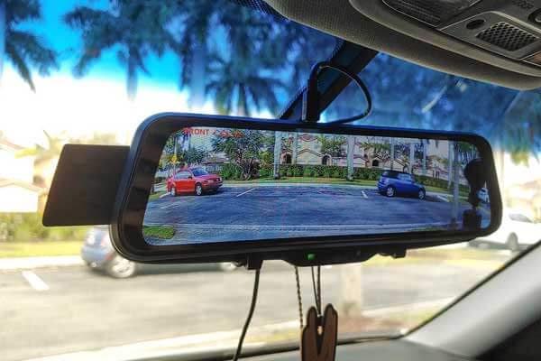 best mirror dash cam