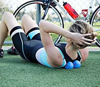 Fitness Therapy Balls for Pain Relief
