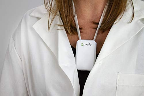 Wearable Personal Air Purifier to Minimize Virus Exposure