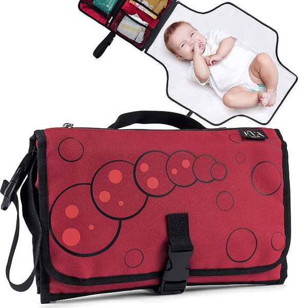 Portable Changing Pad Baby Diaper