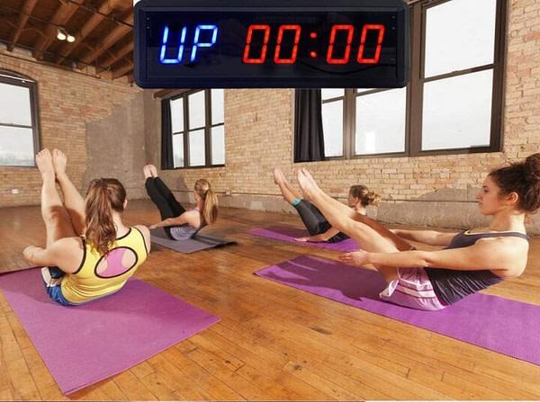 Digital Workout Interval