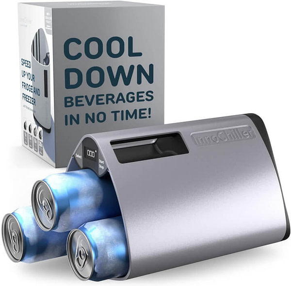 Instant Cooling for Beverages