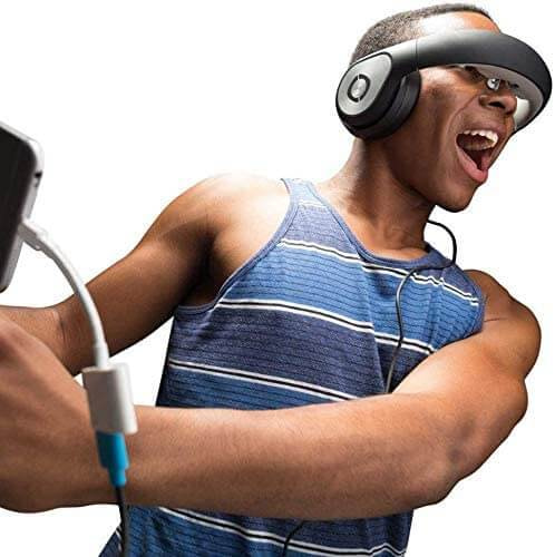 Headphones & VR in One Device
