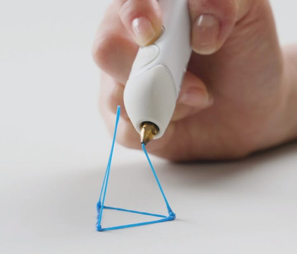 3Doodler: Create 3D Object With This Pen