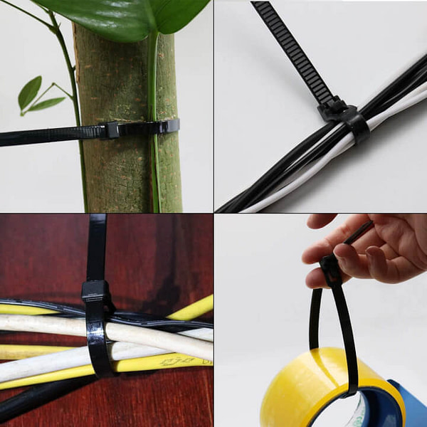 Reusable Zip Ties