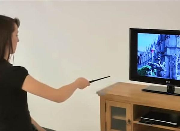 Magic Wand Universal Remote Control