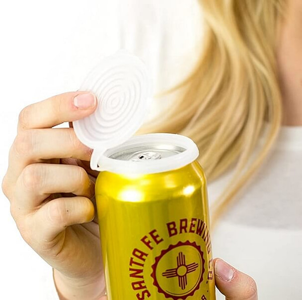 Soda Can Lid: Keep Your Drink Last Longer