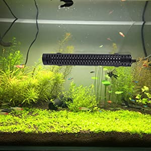Aquarium Heater with LED Display & Controller to Easily Adjust Temperature