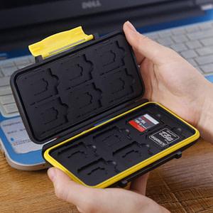 skoloo sd card case suporte de carto de memoria prova d D NQ NP 709386 MLM40547170248 012020 F