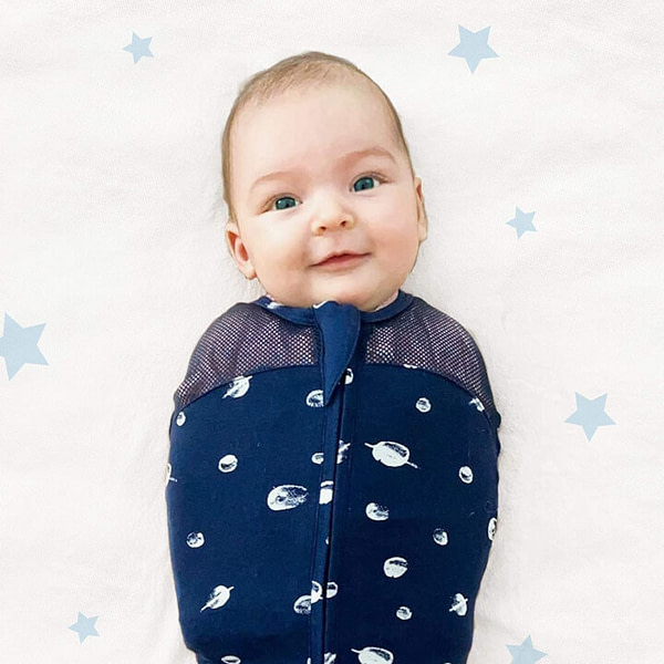 Baby Swaddle Blanket That Promotes Healthy Hip Development & More