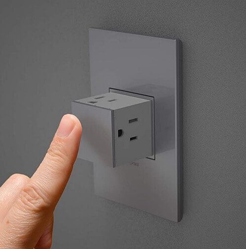 Pop Up Power Outlets